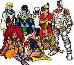 Original Teen Titans