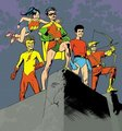 Original Teen Titans - teen-titans fan art