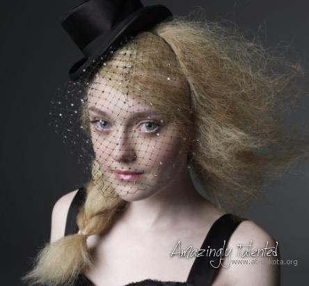 Outtakes Of Dakota Fanning দ্বারা Photographer Tesh!