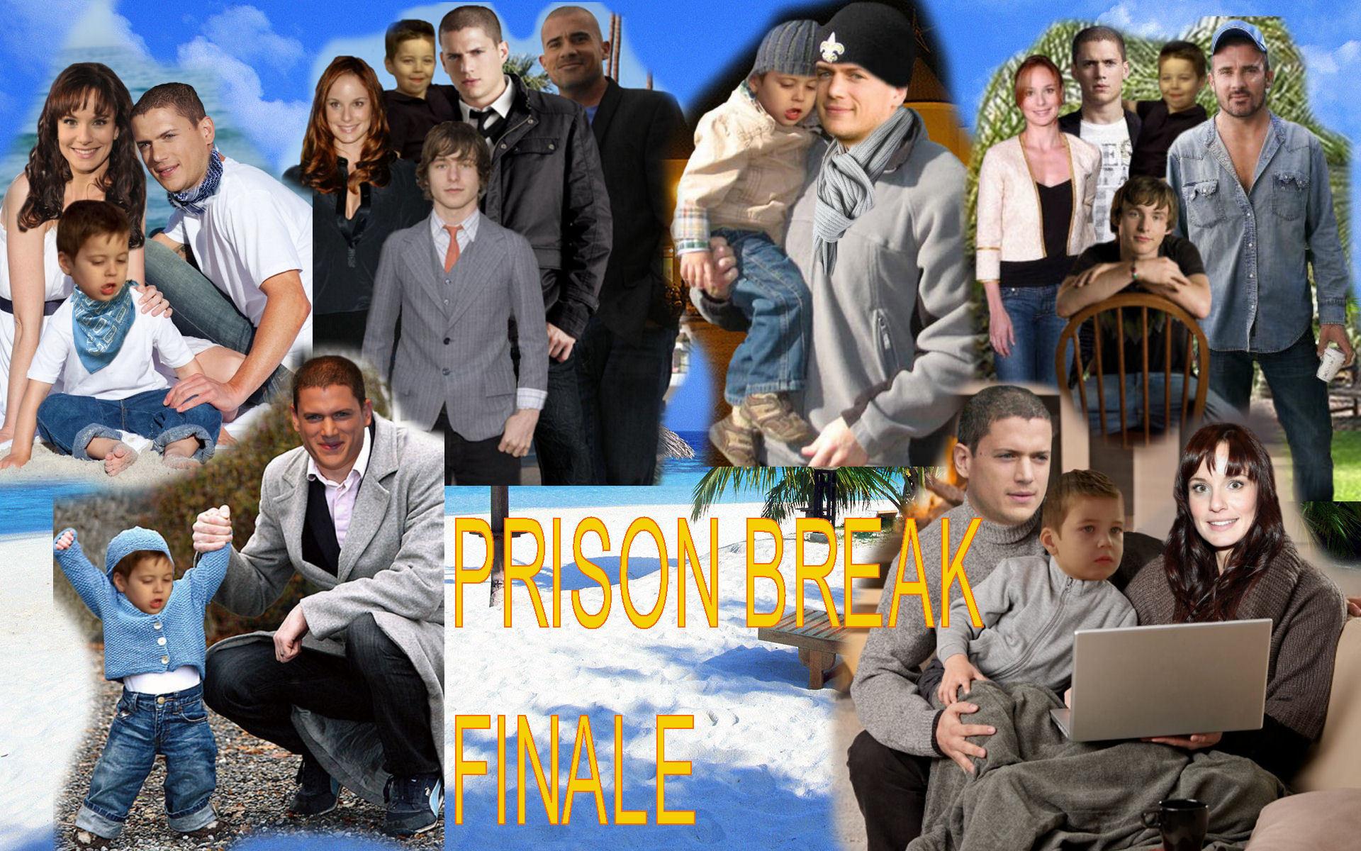 marshall allman prison break season 5