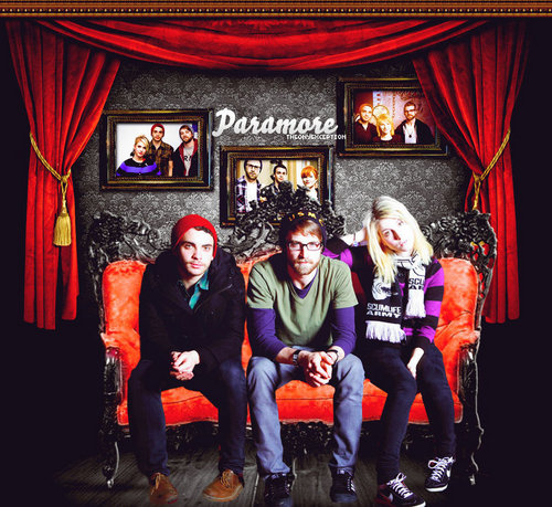 Paramore is still a band.