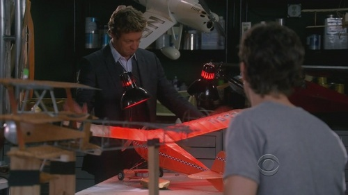 Patrick Jane - patrick-jane Screencap