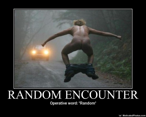RANDOM!!!