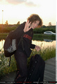 Ray and His Suit - ray-toro photo