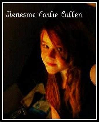 Renesme Carlie Cullen