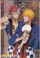Renji and Ichigo
