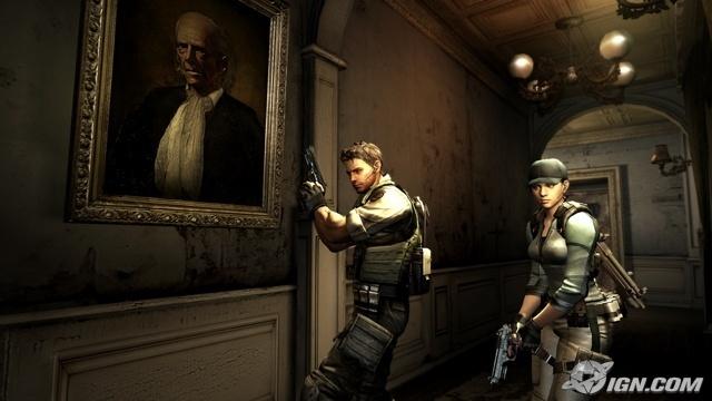 Resident Evil 5 Jill Valentine Image 18360459 Fanpop