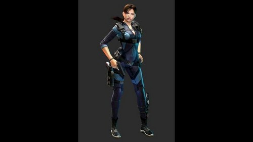 Jill Valentine images Resident Evil Revelations wallpaper and background photos