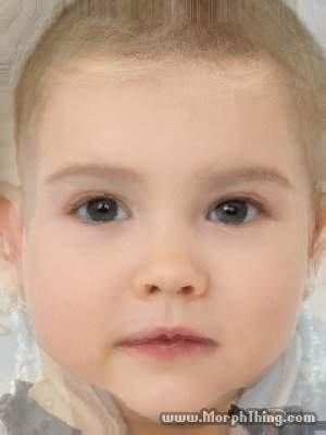 Rosalie and Jacob's baby
