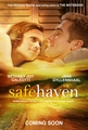 Safe Haven Movie Poster - nicholas-sparks-novels-and-movies fan art