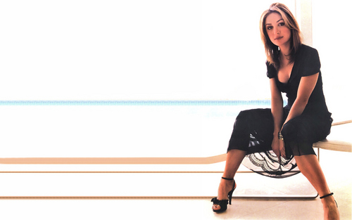 Sasha Alexander Wallpaper - sasha-alexander Wallpaper