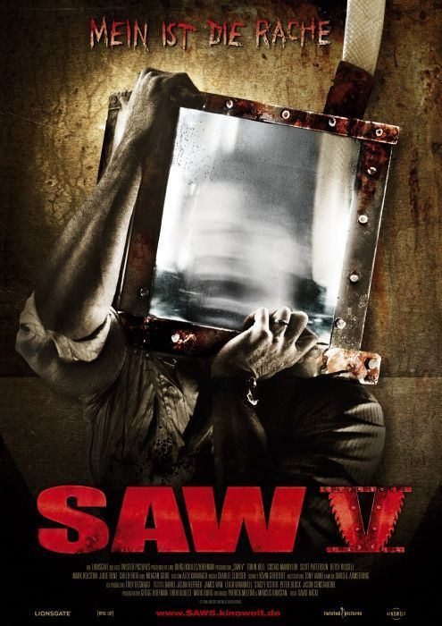Saw 5 images Saw 5 Poster wallpaper and background photos ...