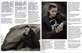 Scans of Kiowa Gordon Featured in Troix Magazine - twilight-series photo