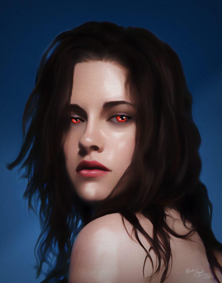 Isabella marie cullen scary vire