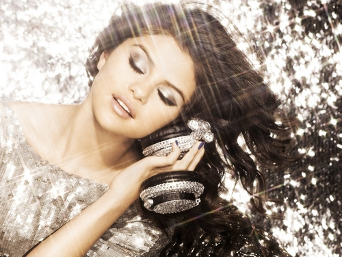 Selena Gomez wallpaper probably containing a sign and skin titled Selena by dj!!!