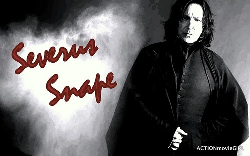 Severus Snape!
