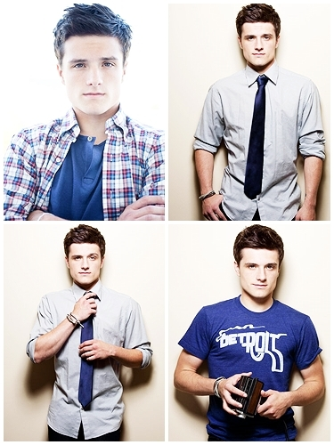 Josh Hutcherson wallpaper called Sexy Boy <3