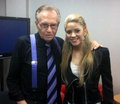 Shakira On Larry King Live