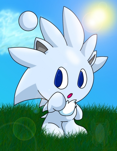 Silver as a chao