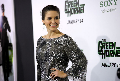 "Sophia @ Los Angeles Premiere of ""The Green Hornet"""