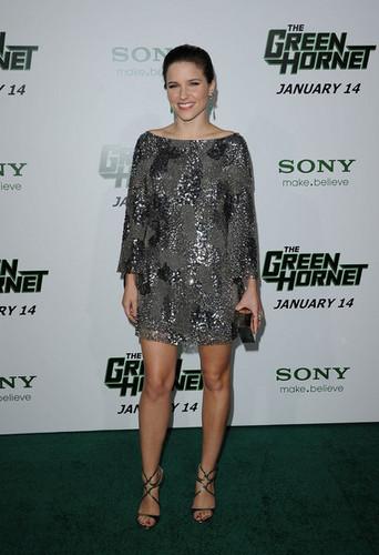 "Sophia @ Los Angeles Premiere of ""The Green Hornet"""