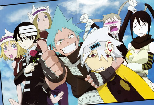 Soul Eater wallpaper with anime called Soul eater