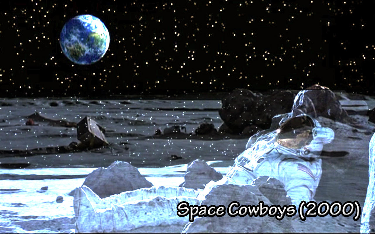 अंतरिक्ष Cowboys (2000)