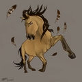 Spirit - spirit-stallion-of-the-cimarron fan art
