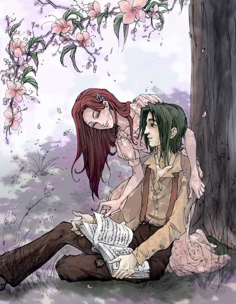 severus and lily - photo #28