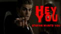 Stefan Wants YOU - stefan-salvatore fan art