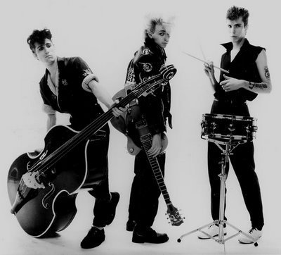 Rockabilly Images Stray Cats Wallpaper And Background