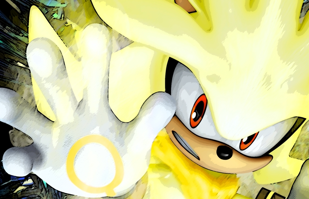Super Silver Wallpaper - Silver the Hedgehog Photo ...