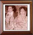 Super Star Rajesh Khanna & Dimple Kapadia wedding on 23.3.1973 - biography-of-super-star-rajesh-khanna photo