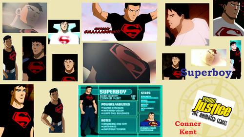 Superboy Banner