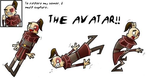 THE AVATAR!!!!!
