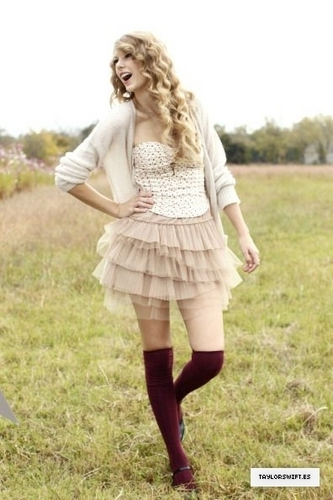 Taylor rápido, swift - Photoshoot #122: People (2010)