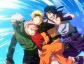 Team 7 - sasuke-vs-naruto fan art