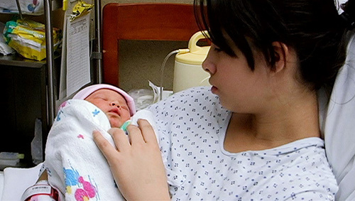 Teenage Pregnancy wallpaper with a neonate titled Teen Moms From 16 And Pregnant