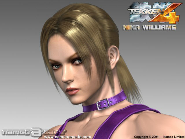 Nina Williams Images Tekken 4 Wallpaper And Background Photos 18359810