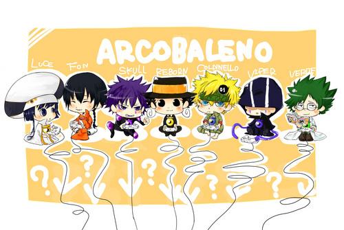 The Arcobaleno