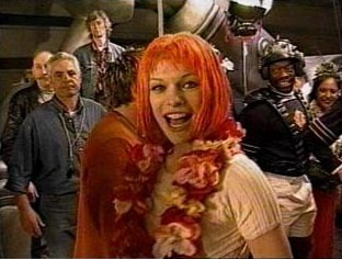 The Fifth Element wallpaper titled The Fifth Element