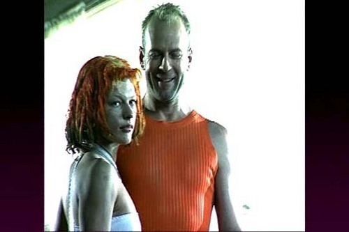 The Fifth Element wallpaper with a breastplate called The Fifth Element