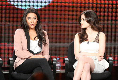 "The Girls @ Disney ABC Fernsehen Group's TCA ""Winter Press Tour"""