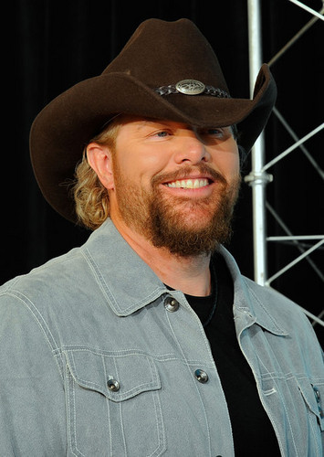 Toby Keith at 2010 ACM and CMT awards