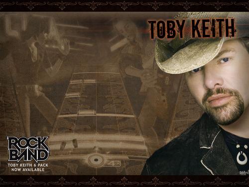 Toby Keith kertas-kertas dinding
