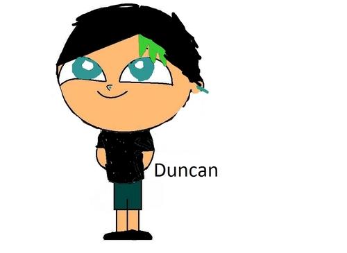 Toddler Duncan