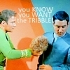 Tribbles photo containing a portrait entitled Tribbles