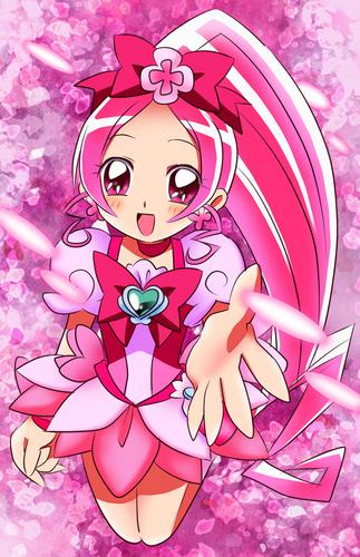 Tsubomi The Cure Blossom