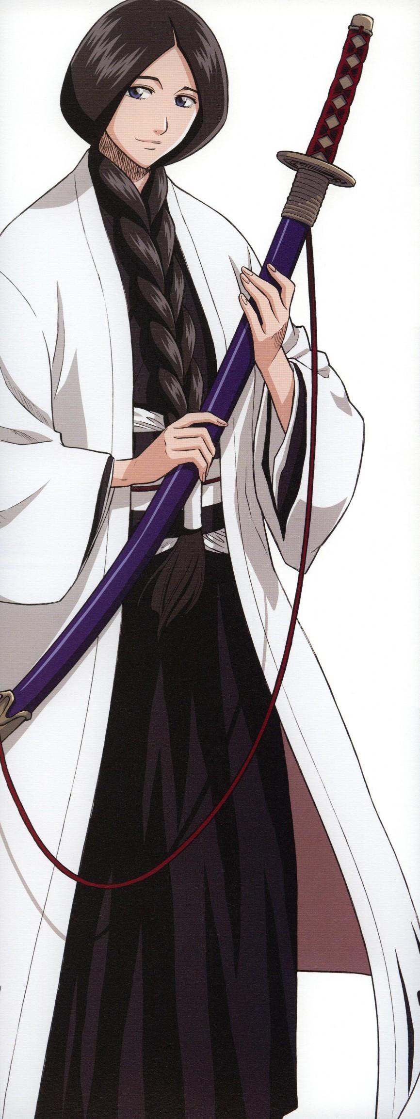 Unohana - Bleach Anime Photo (18355450) - Fanpop