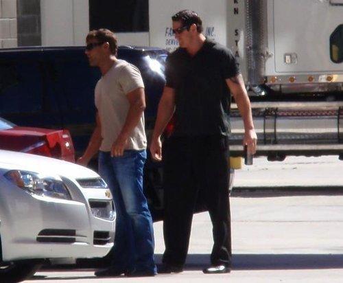 Wade and Justin